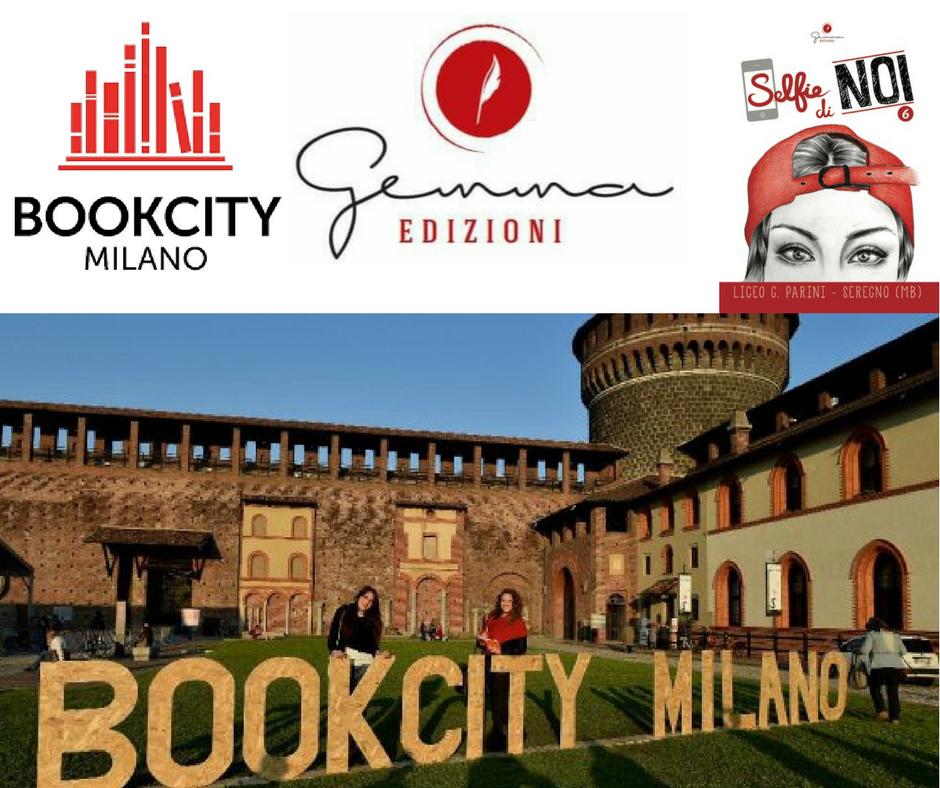 Selfie di noi al bookcity di milano gemma edizioni for Book city milano