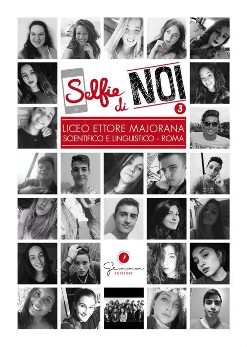 Selfie di noi - Copertina vol.3 - Gemma Edizioni