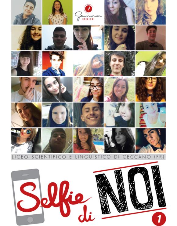 Copertina Selfie di noi - Vol 1 by Gemma Edizioni