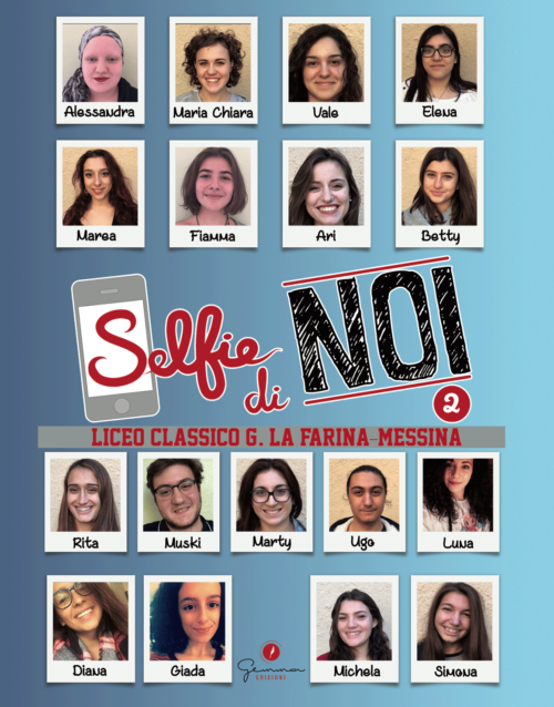Copertina Selfie di noi - Vol 2 by Gemma Edizioni