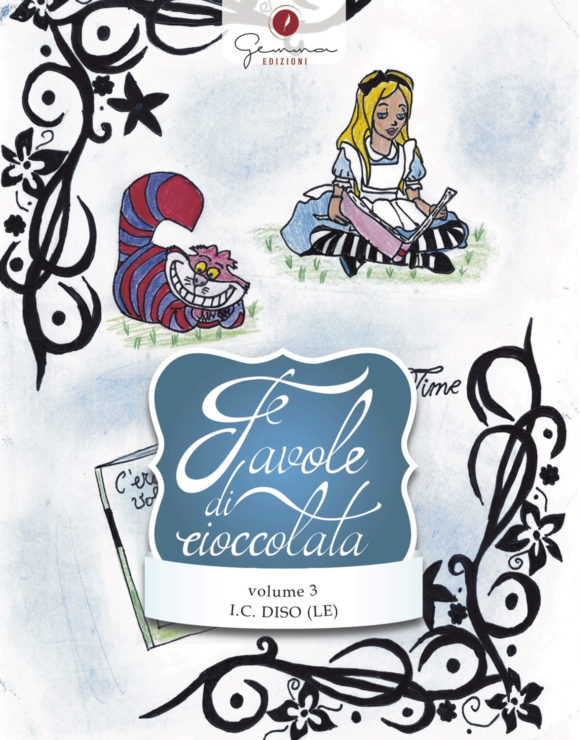 Copertina Favole di cioccolata - Vol 3 by Gemma Edizioni