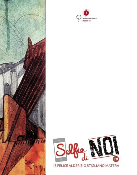 Copertina Selfie di noi - vol 10 by Gemma Edizioni