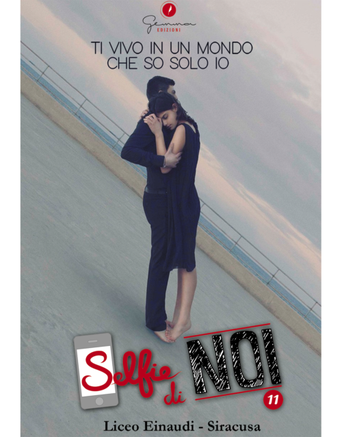 Copertina Selfie di noi - Vol 11 by Gemma Edizioni