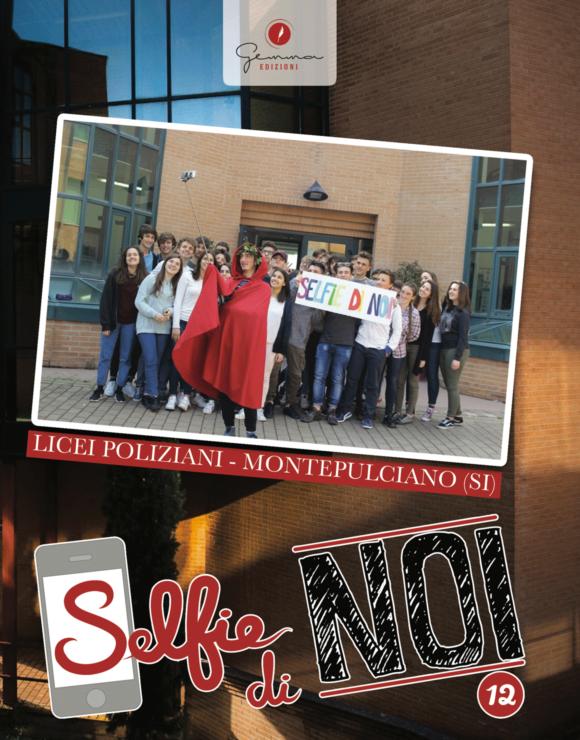 Copertina Selfie di noi - Vol 12 by Gemma Edizioni