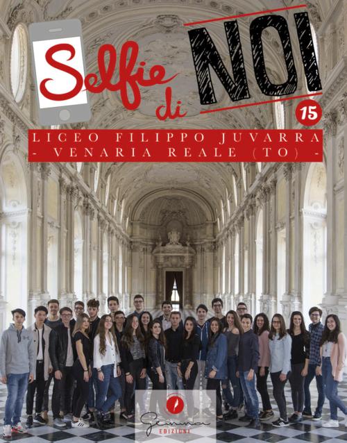 Copertina Selfie di noi - Vol 15 by Gemma Edizioni