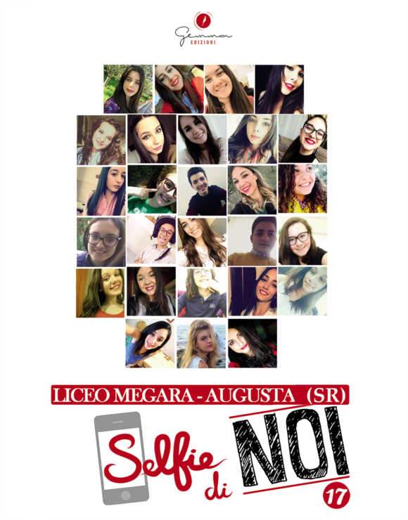 Copertina Selfie di noi - Vol 17 by Gemma Edizioni