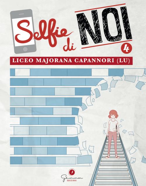 Copertina Selfie di noi - Vol 4 by Gemma Edizioni