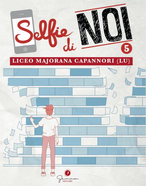 Copertina di Selfie di noi - Vol 5 by Gemma Edizioni