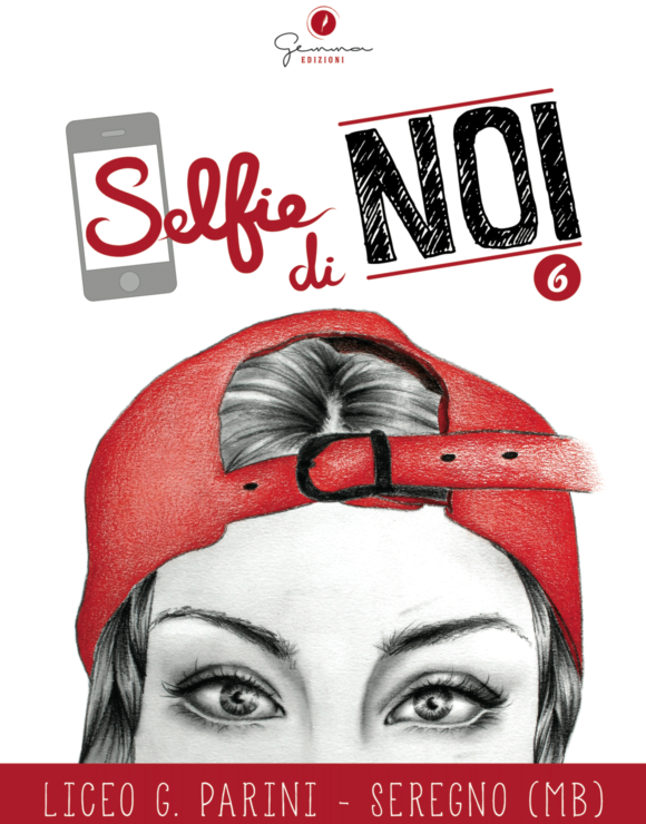 Copertina Selfie di noi - Vol 6 by Gemma Edizioni