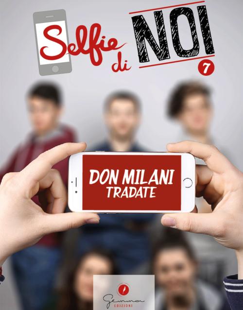 Copertina Selfie di noi - Vol 7 by Gemma Edizioni