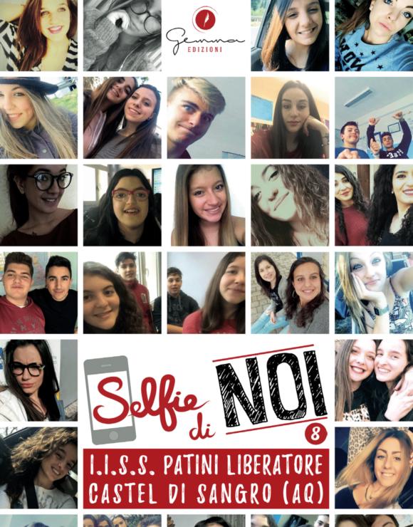 Copertina Selfie di noi - Vol 8 by Gemma Edizioni