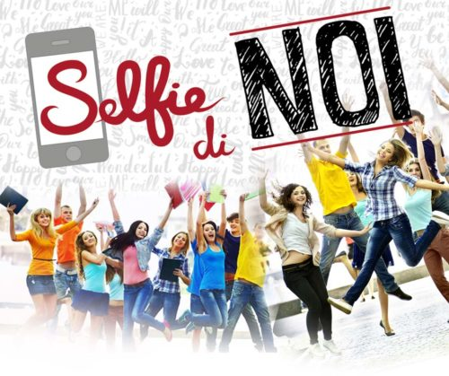 Service Editoriale per Istituti Scolastici Selfie