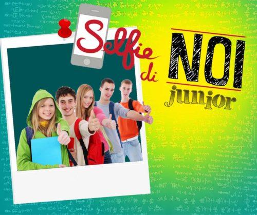 Service Editoriale per Istituti Scolastici Selfie Junior